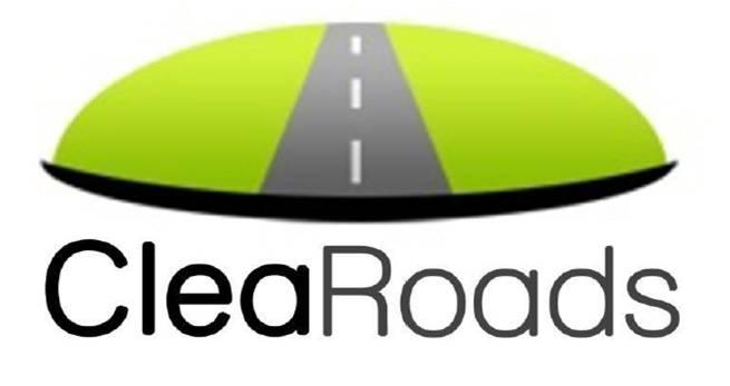 CleaRoads - Logo