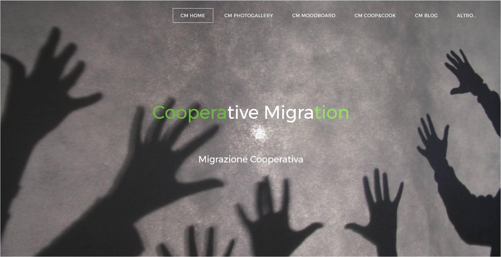 Cooperative Migration