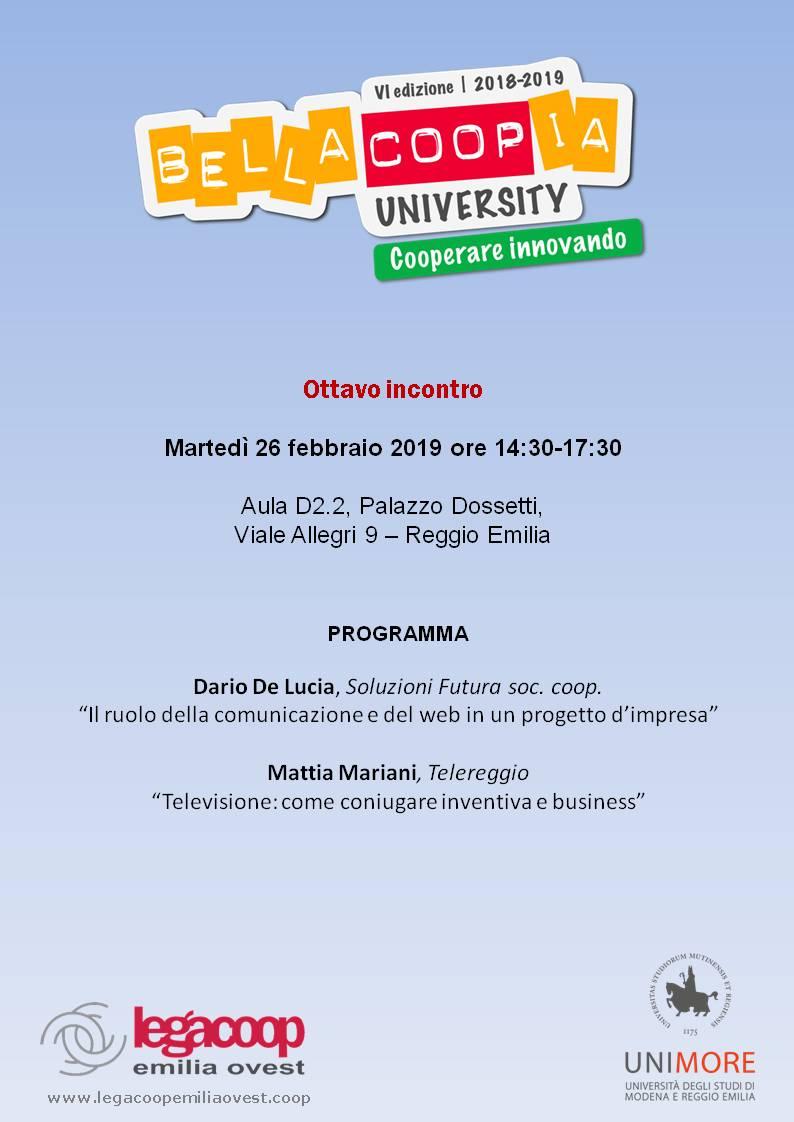 University-ottavo incontro 26_02_2019