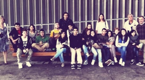 La classe vincitrice di Bellacoopia 2011-2012 in Spagna. L'incontro con la cooperazione di Mondragon