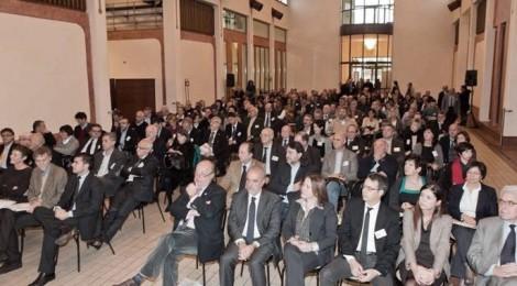 GRANDE PARTECIPAZIONE ALL'ASSEMBLEA UNITARIA DELLA COOPERAZIONE REGGIANA
