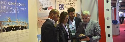 CMR Edile, Cairepro, Caire Urbanistica: le tre cooperative reggiane tra Kurdistan e Sudafrica