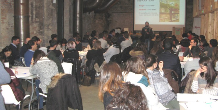 SUCCESSO DEL WORKSHOP DI BELLACOOPIA UNIVERSITY  AL TECNOPOLO