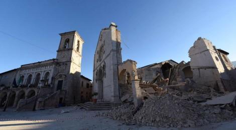 CONTINUA L'IMPEGNO DELLA COOPERAZIONE  PER LE AREE COLPITE DAL TERREMOTO NELL'ITALIA