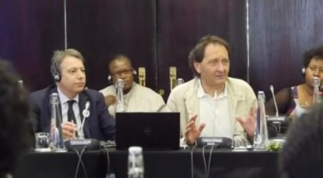 LEGACOOP IN SUDAFRICA CON FONDAZIONE E35 E COMUNE  DI REGGIO EMILIA PER DIFFONDERE LA CULTURA COOPERATIVA